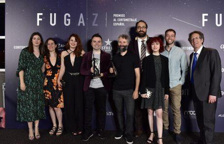 Bailaora Premios Fugaz