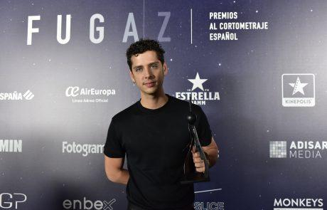 Eduardo Casanova Premios Fugaz 2019