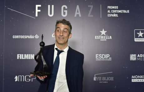 Frankie de Leonardis Premios Fugaz 2019