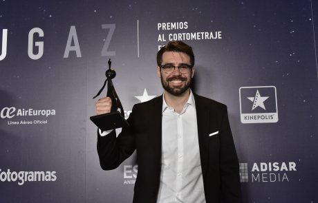 Iago de Soto Premios Fugaz 2019