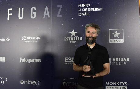 José Tomé Premios Fugaz 2019