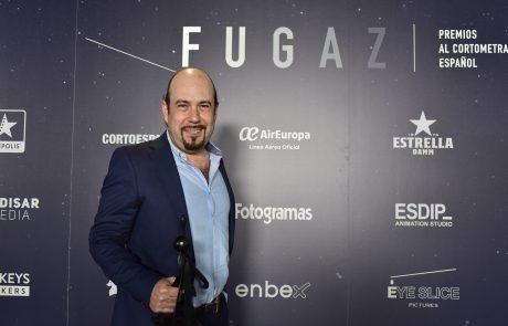 Juan Eduardo Peso Premios Fugaz 2019