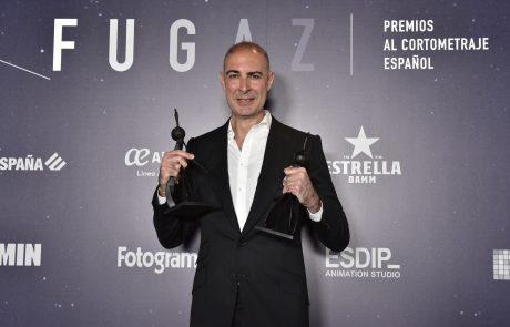Marcos Fajardo Premios Fugaz 2019