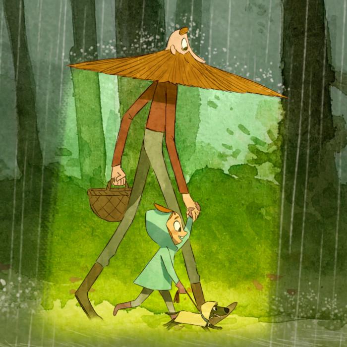 crowdfunding cortometraje umbrellas