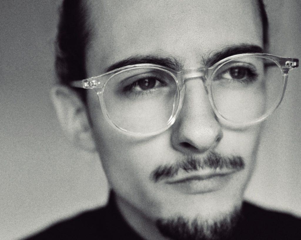 "Abel Carvajal, director de ""El gran Corelli"""