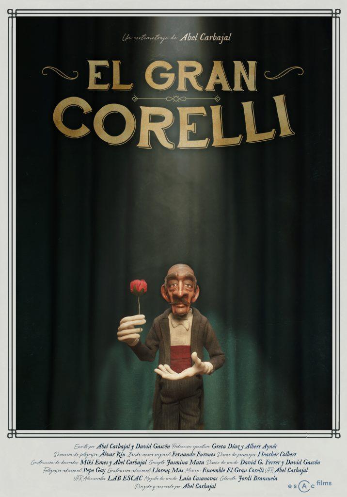 Cartel El Gran Corelli