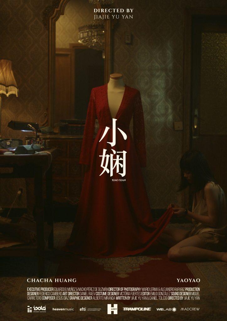 Cartel de Xiao Xian