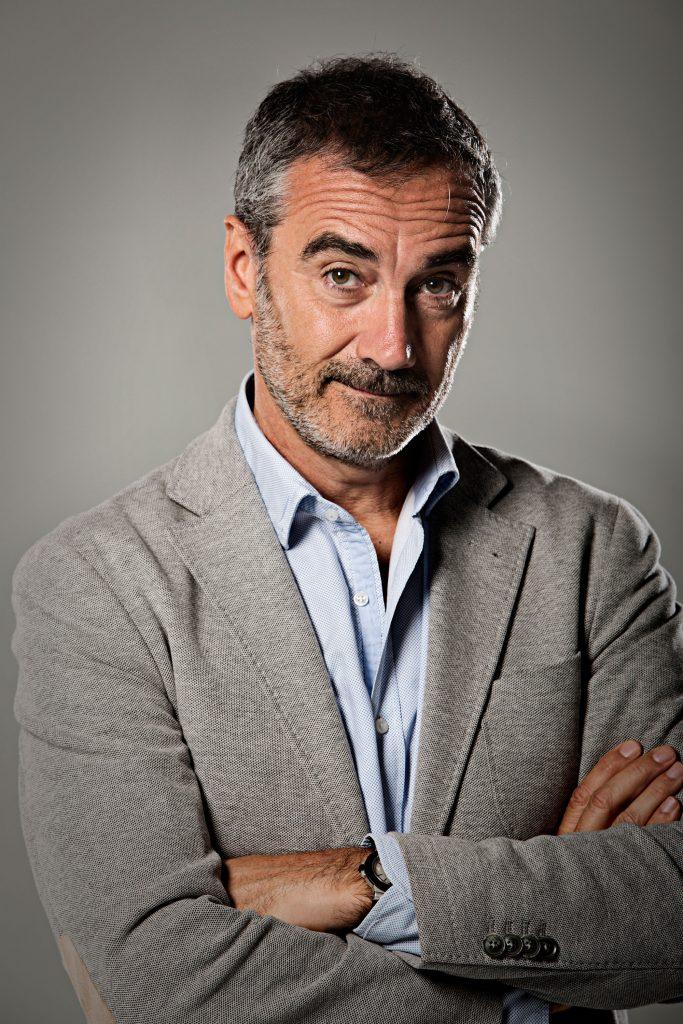 Javier Fesser, director de El monstruo invisble