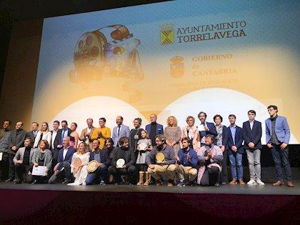 Foto de familia Torre en Corto 2019