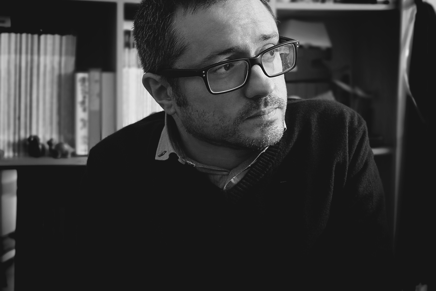 Roberto Perez Toledo, director de Los gritones
