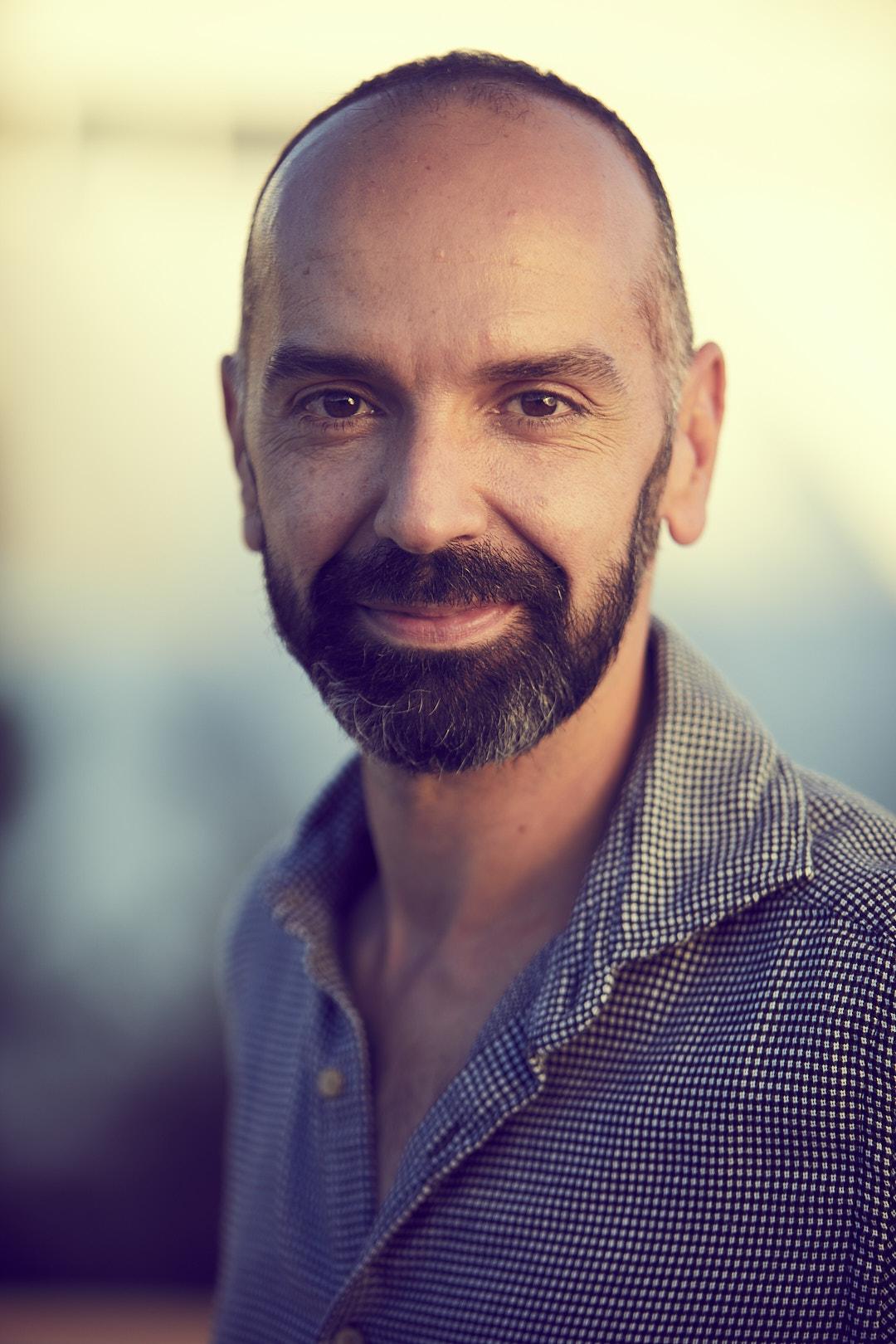 """Jorge Muriel, director de """"Lo efímero"""""""