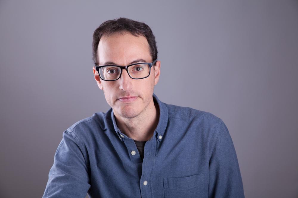 """Javier Marco, director de """"Amianto"""""""