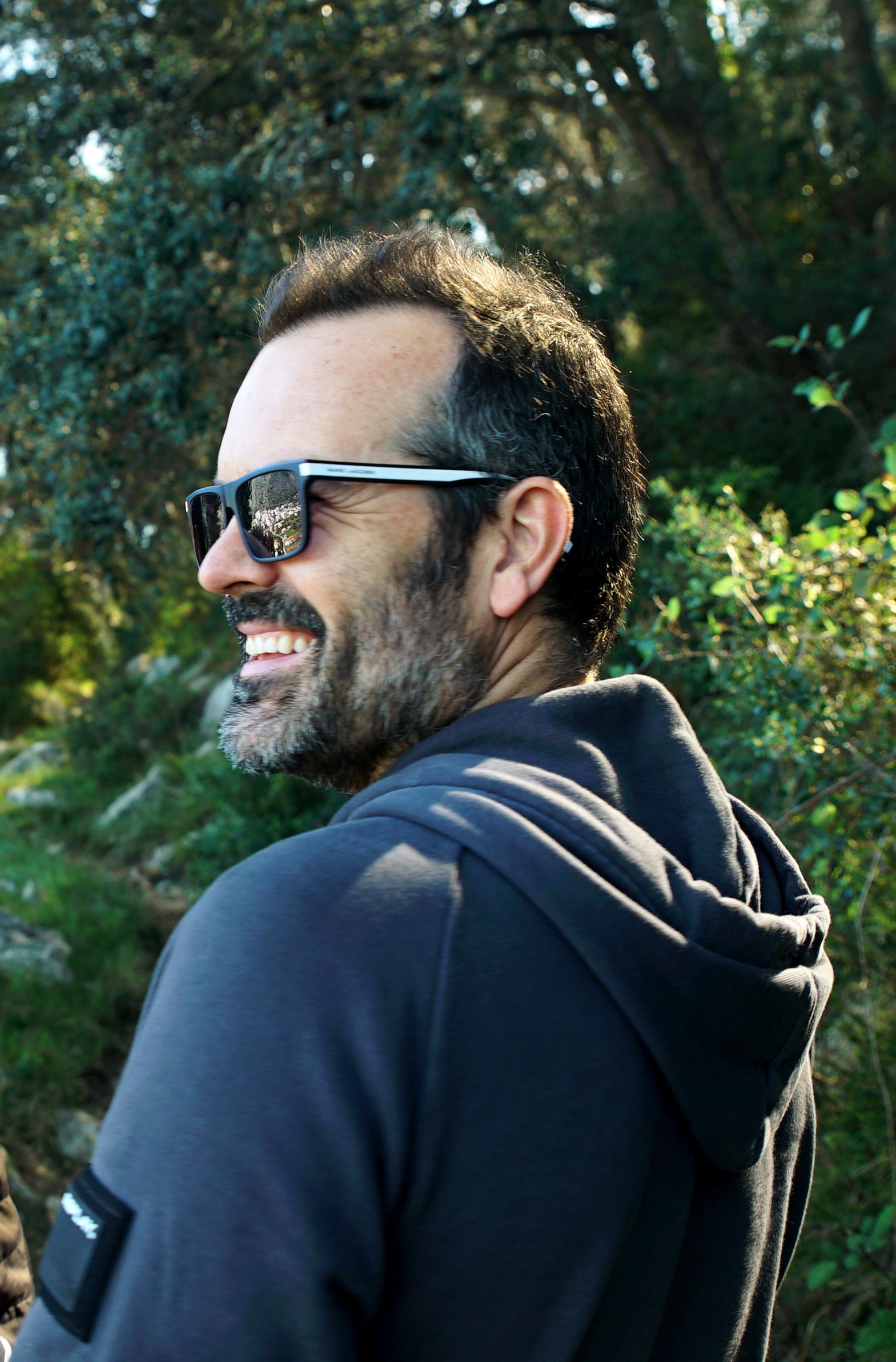 """Óscar Bernàcer, director de """"Stanbrook"""""""